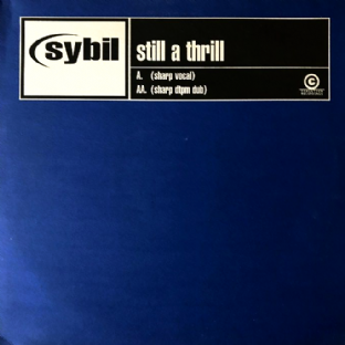 "Sybil - Still A Thrill (12"") (Promo) (G+/VG-)"